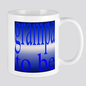 108b.grampa to be [blue on bl Mug
